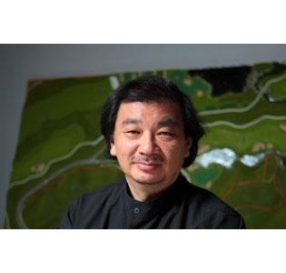 Pritzker Prize voor architect Shigeru Ban