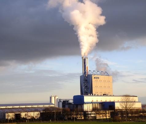 Afvalverbranding Duiven voorziet netwerk van warmte