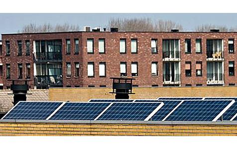 Corporatievoorraad gestaag energiezuiniger