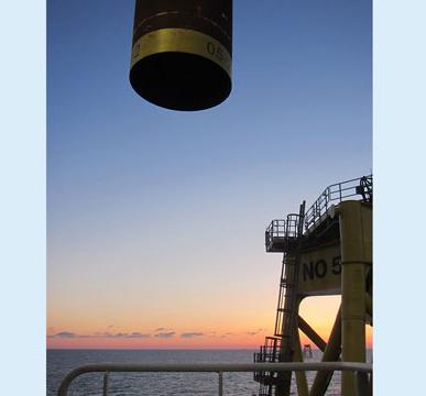 Fabricom aan de slag bij Duits windpark RWE