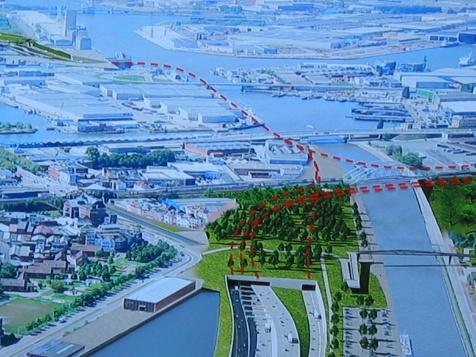 Antwerpen krijgt slimme dubbeldeks tunnels onder water