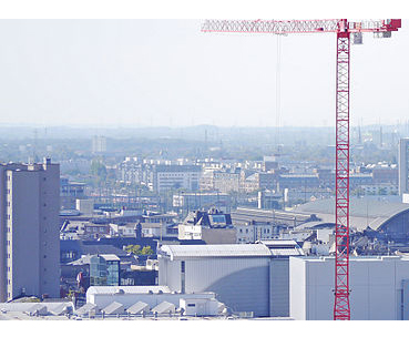 Aantal Duitse bouwvergunningen stijgt fors