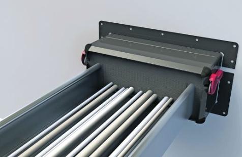 Bijleggen kabels mogelijk met efficiënte branddoorvoeren