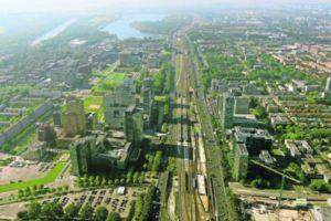 Stikstof kost bouw 14 miljard omzet: vertraging dreigt ook bij Zuidasdok