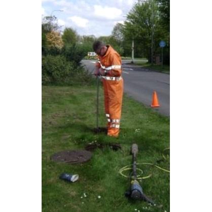 Nauwkeuriger inspectiemethode voor bepalen rioolsterkte
