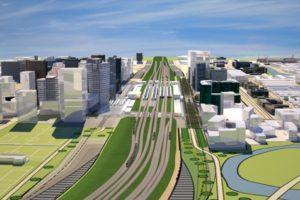'Halveer project Zuidasdok, verbreden A10 is achterhaald'