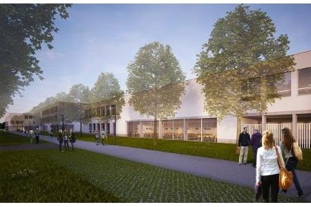 Interbuild gaat Vlaams scholencomplex bouwen