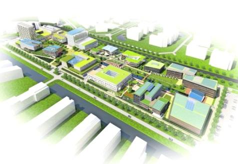 Sloper kijkt mee bij ontwerp van bedrijvenpark