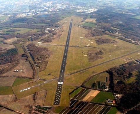 Infrastructuur Luchthaven Twente moet op de schop