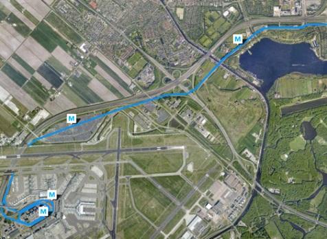 Onderzoek naar doortrekken metro Amsterdam