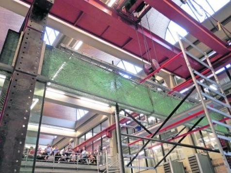 Compleet glazen huis met innovatieve koppeltechniek
