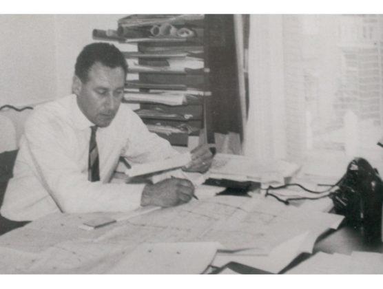 In Memoriam Salomon Henri Goudstikker (1920 – 2014)