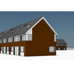 Waal Bouw start bouw 'Prachthuizen'