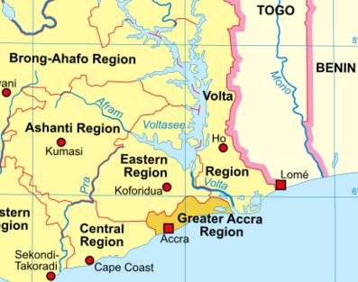 Waarschuwingssysteem HaskoningDHV voor Ghana