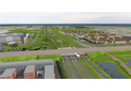 Gaasperdammerweg voor 700 miljoen naar consortium