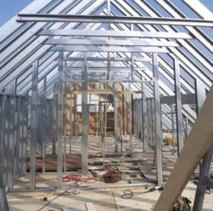 Staalframe aardbevingsbestendig bij nieuwbouw en renovatie