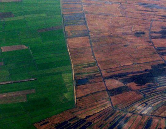 Aanleg moeras leidt tot grootschalig grondverzet