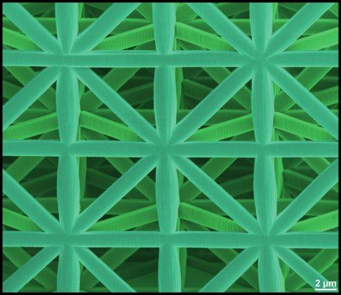 Materiaal lichter dan water, sterk als staal