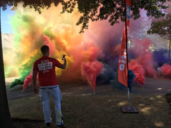 Stakende schilders kloppen bij Rotterdamse corporaties aan