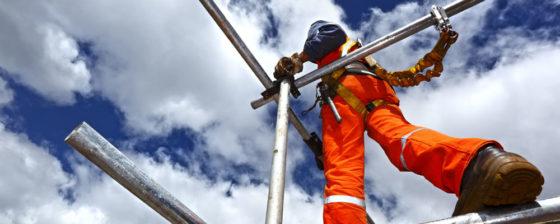 Vallen bovenaan in top 10 arbeidsongevallen