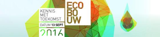 13 september 2016, Ecobouw, Den Haag