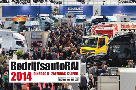 Trailerbouwers definitief naar BedrijfsautoRAI 2014