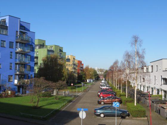 BAM Infra onderhoudt wijken Zoetermeer