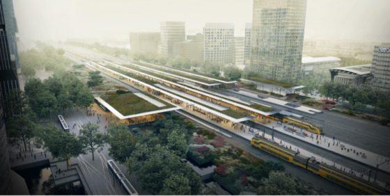 100 spoorprojecten in Amsterdam: 'ingrijpender dan Utrecht'