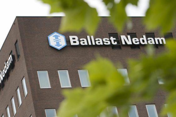 """Ballast Nedam voert omzet en winst op. """"We hebben bewezen de uitdaging aan te kunnen"""""""