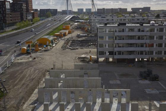 Utrecht: na topjaar 2017 zakt woningbouw tijdelijk in