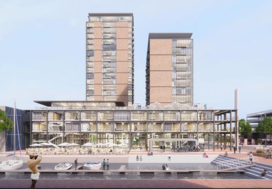 'Frank is een Binck': stoer en groots herbouwproject Den Haag