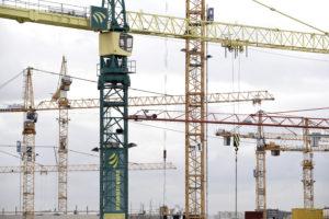 Bouwspurt: 5 procent meer nieuwbouwwoningen te koop