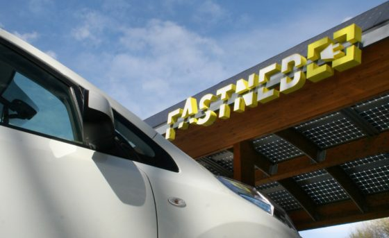 Fastned zet stap richting Duitse laadstations