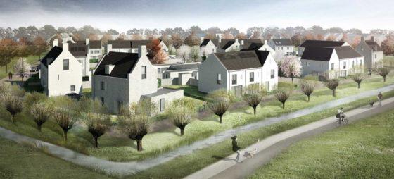 Couwenhoek in Capelle: groen wonen op voormalige voetbalvelden