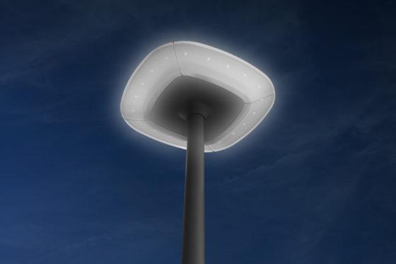Slimme lantaarnpalen maken van Scheveningen een smart city