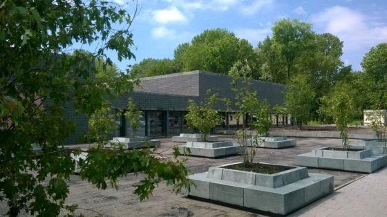 Schutkleur sportcentrum Rozenburg trekt de aandacht