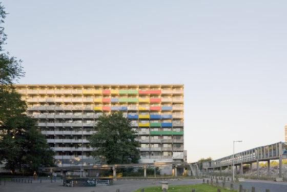 Europese architectuurprijs voor renovatie Bijlmerflat