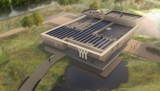 Crematorium Ommeland en Stad: icoonproject Drenthe