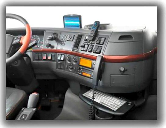 Tachograafgegevens downloaden via Volvo's Dynafleet