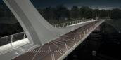 Katwijk en Oegstgeest krijgen fietsbrug over Oude Rijn