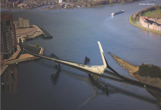 Prins Clausbrug mag ondanks miljoenentegenvaller gebouwd worden
