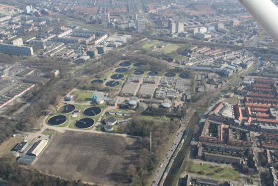 Nieuwe zuiveringsinstallatie voor Utrecht