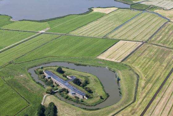 Piet Hein Eek ontwerpt fortwachtershuisje Uitgeest