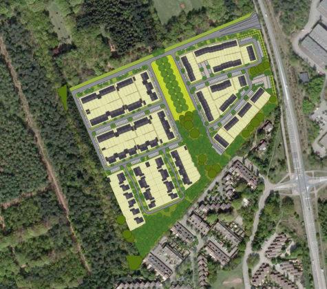 De Groene Hoogte: nieuwbouw aan rand Soesterberg
