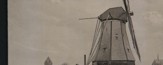 Dromen over herbouw markante molen Delden