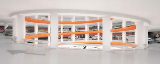 Tweede garage voor binnenstad Leiden