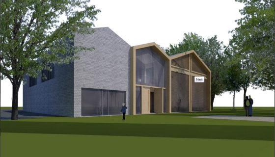 Nieuwe kerk voor Leidsche Rijn