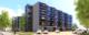 5 laagse appartementencomplex nom 80x32
