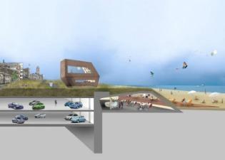 Parkeergarage Katwijk valt opnieuw in de prijzen