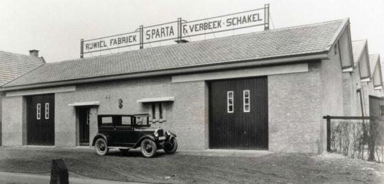 Nieuwe woonwijk op locatie Spartafabriek